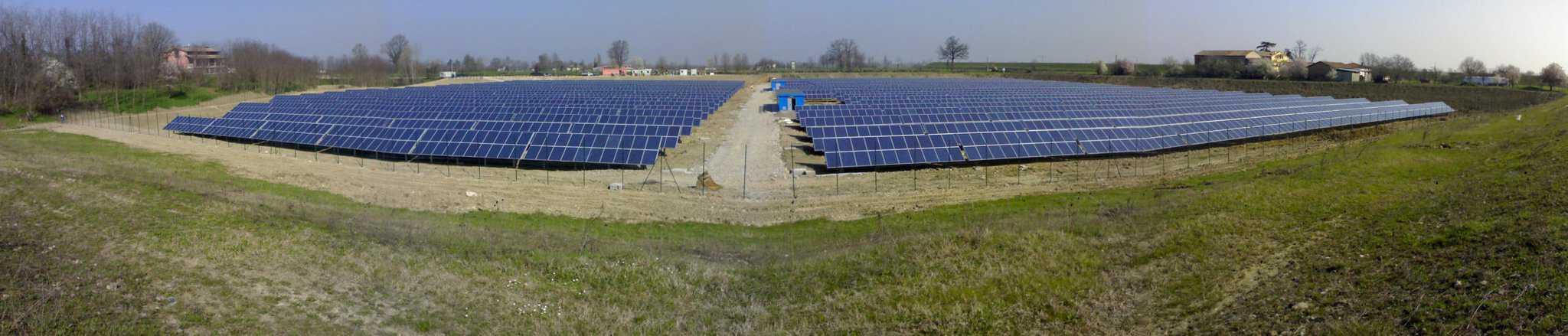 Previsione di produzione impianti fotovoltaici, impianto