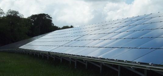 Previsione di produzione impianti fotovoltaici, pannelli