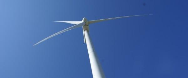 Previsione di energia eolica, pale