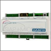 Datalogger e microacquisitori, DA3000
