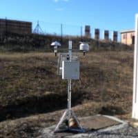Stazione mobile per impianti fotovoltaici