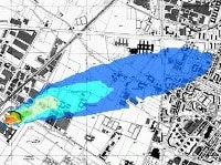 Simulazioni dispersioni odorigene
