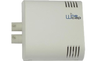 Datalogger con uscite wireless