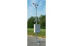 PEN3-Meteo Station (Stazione monitoraggio qualità dell'aria)