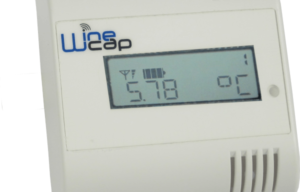 Datalogger Indoor – Ambient Air Temperature (WSD04T)