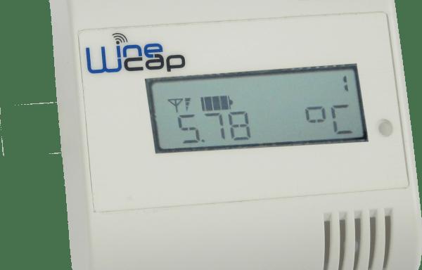 WSD04T Datalogger Indoor – Temperatura Aria Ambiente